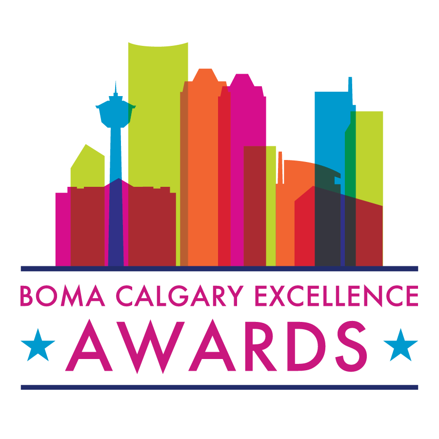 BOMA Calgary Excellence Awards Logo
