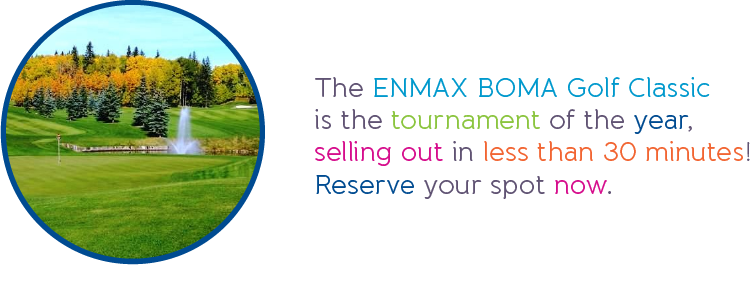 The ENMAX BOMA Golf Classic is the tournament of the year, selling out in less than 30 minutes! Reserve your spot now.