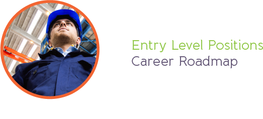 Entry Level Positions Career Roadmap