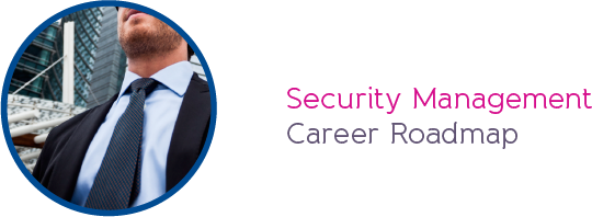 Security Management Career Roadmap