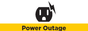 Power Outage in Downtown Calgary