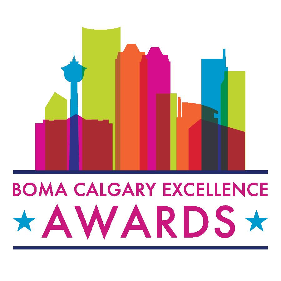 BOMA Calgary Excellence Awards Logo